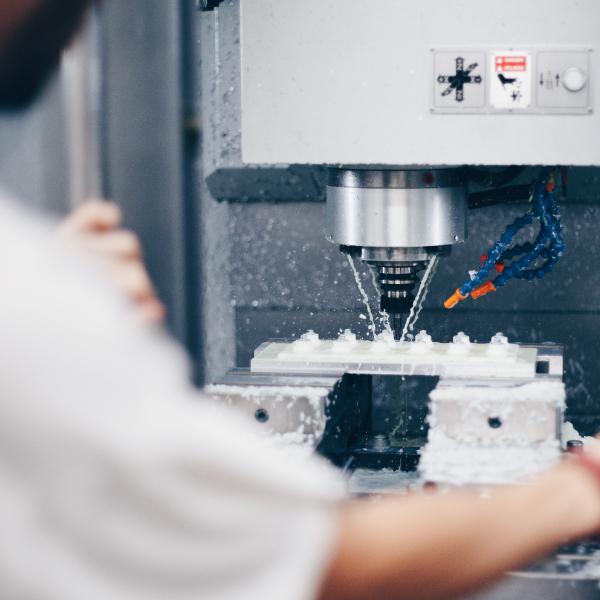 Branding ingeniería maquinaria packaging Hamer bsrcelona
