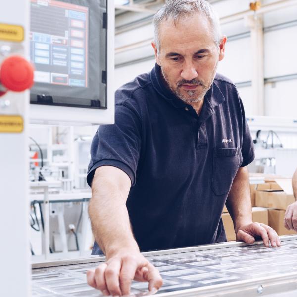 Branding ingeniería maquinaria packaging termoformado Hamer barcelona