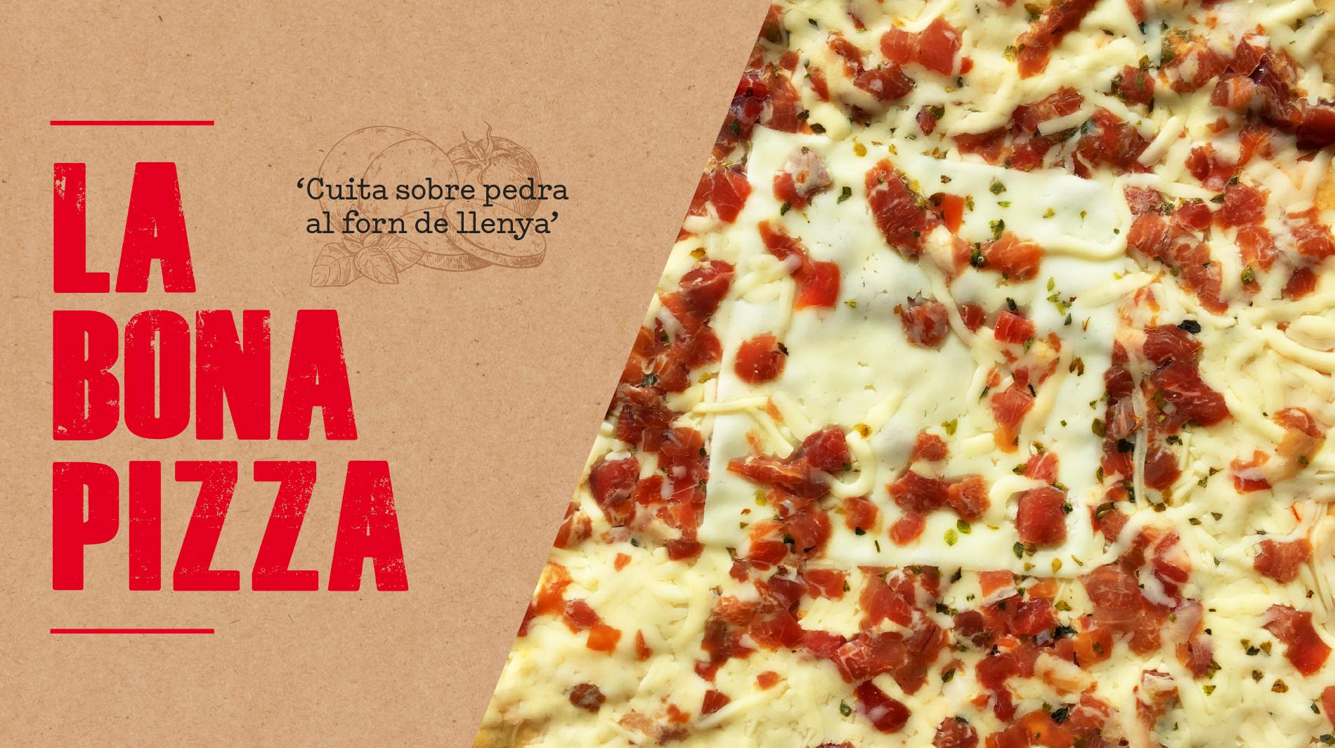 diseño packaging envase pizza sorli