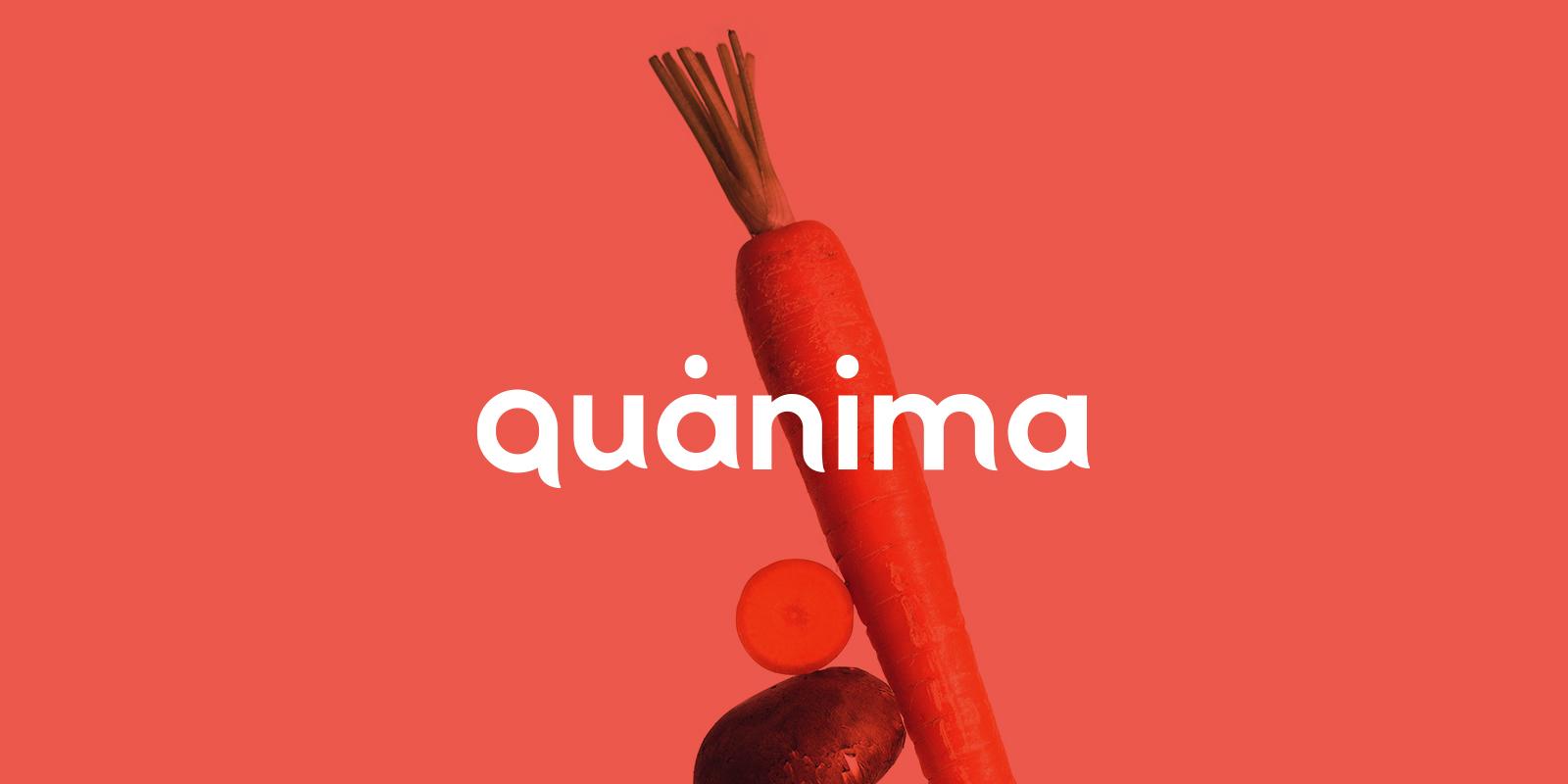 Marca branding consultora nutrición quánima Menorca
