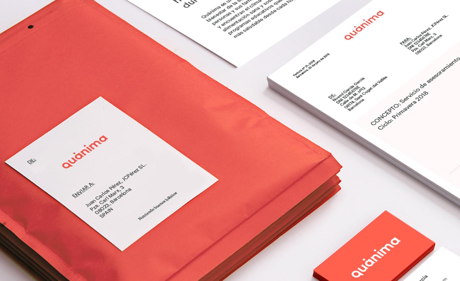 Diseño identidad corporativa gabinete nutrición Menorca