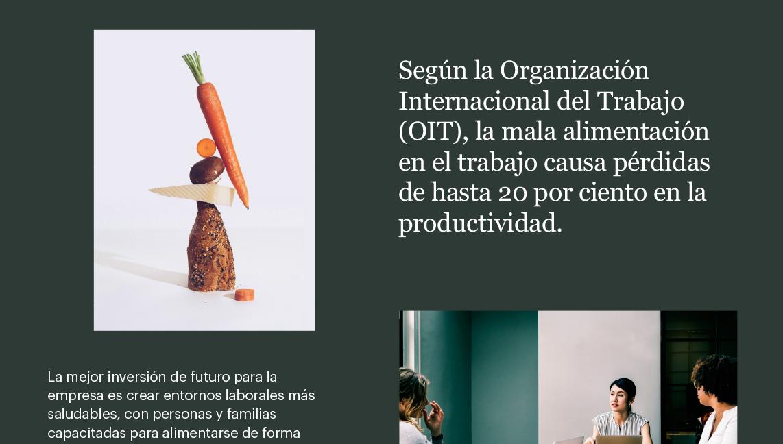 Diseño web consultora nutrición Barcelona Quánima