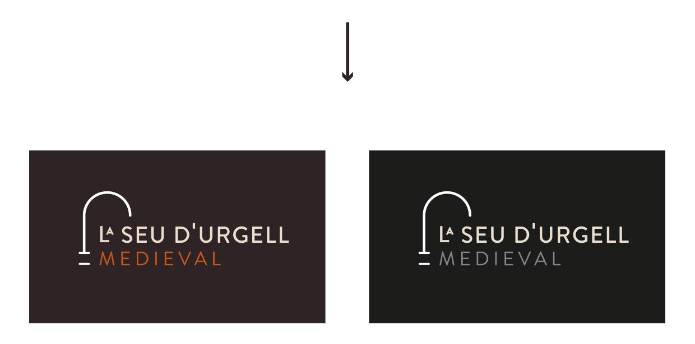 Brandbook marca La Seu d'Urgell Medieval